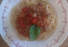 Lahodné, zdravé špagety  rychlovka :) recept