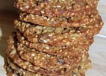 Zdravé rybízové sušenky recept