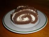Roláda s čokoládou recept