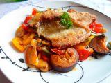 Karas s marinovanou zeleninou recept