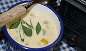 Pórková polévka od Nikolky recept