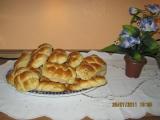 Kynuté pečivo  domácí housky recept