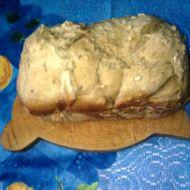 Pivní chléb se salámem recept