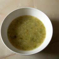 Brokolicová polévka s brambory recept