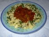 Hovězí s řapíkatým celerem a jinou zeleinou. recept