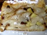Francouzská toastová pikantní pečená jablka recept