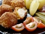 Sýrové kuličky recept