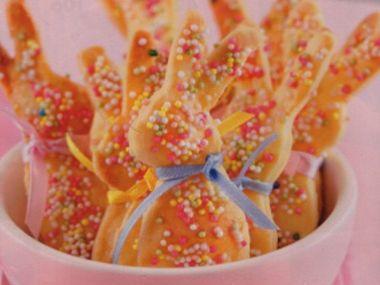 Velikonoční sušenky pro koledníky