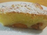 Citrónový koláč s meruňkama recept