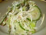 Salát z čínského zelí k večeři recept