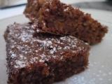 Perník z žitné mouky bez kakaa recept