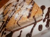 Tříbarevný kokosový koláč zdravější recept