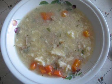 Recept Polévka z králíka