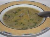 Jemná polévka s hlívou ústřičnou recept