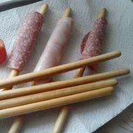Slané tyčinky z kynutého těsta recept