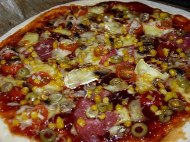 Pizza základ