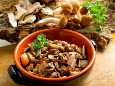 Recept Houbové knedlíky