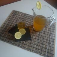Domácí ice tea recept