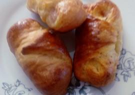 Plněné mini croissanty recept