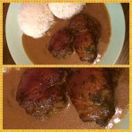 Divoké kuře v marinádě recept