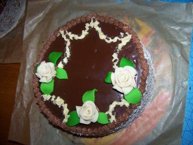 Narozeninový dort dle babičky