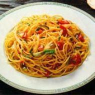 Špagety po španělsku recept