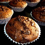 Čokoládové mufiny recept