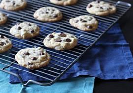 Americké cookies (sušenky) recept