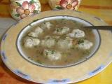 Bramboráková polévka recept