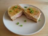 Šunkovo-sýrové sendviče recept