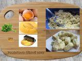 Polentovo-sýrové noky recept