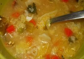 Kapustová polévka s ovesnými vločkami recept