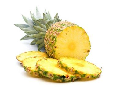 Ananasový sorbet pro holky z internátu