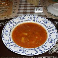 Dobrá gulášová polévka recept