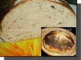 Základní kváskový chleba recept