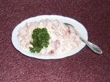Rajčatový salát pochoutkový recept