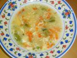 Má zeleninová polévka recept