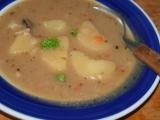 Rychlá dietní polévka s ovesnými vločkami recept
