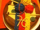 Dort pletení pro babičku recept