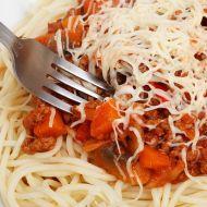 Špagety s hovězím ragú recept