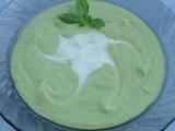 Avokádová polévka recept