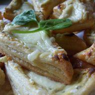 Sýrové trojhránky recept