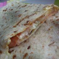 Zapečená tortilla recept