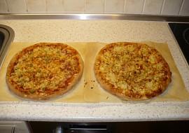 Italská pizza (Neapol)- 2*30cm recept