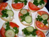 Nejobyčejnější chlebíčky  vegan recept