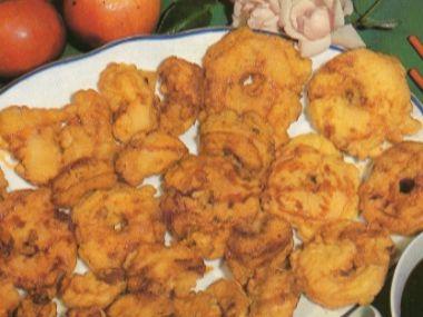 Jablečné kroužky Basi Ping-Kuo