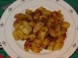 Dušené brambory recept