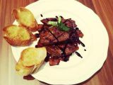 Foie gras recept