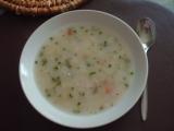 Cibulová polévka s kapáním recept