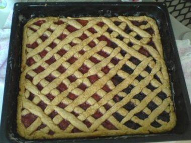 Bramborový koláč sladký